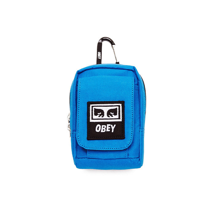 오베이 스몰백 DROP OUT UTILITY BAG/SKY BLUE