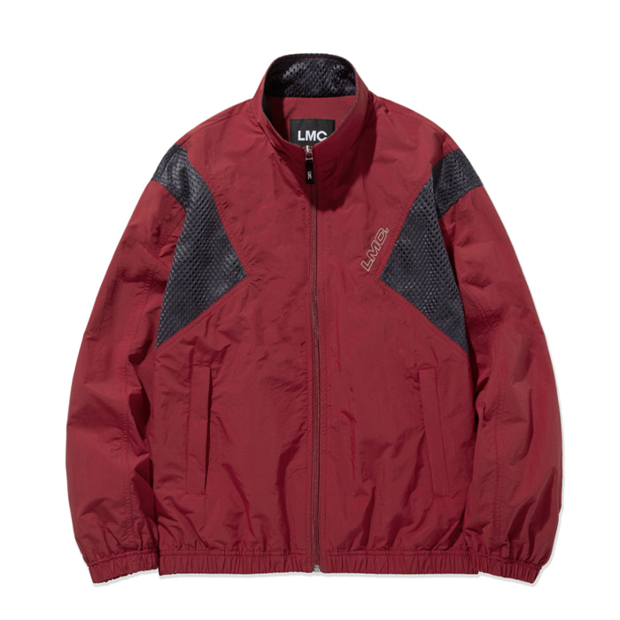 엘엠씨 자켓 LMC MMWB TRACK SUIT JACKET red
