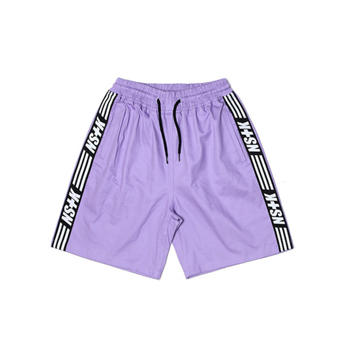 네스티킥 NSTK LINE SHORTPANTS/VIOLET