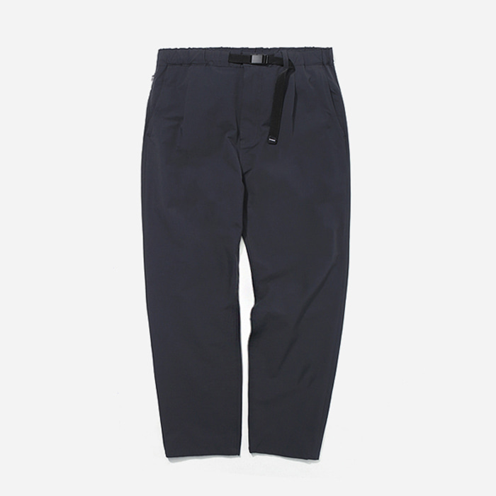 커버낫 바지 N/C STRETCH SLIM EASY PANTS/CHACOAL