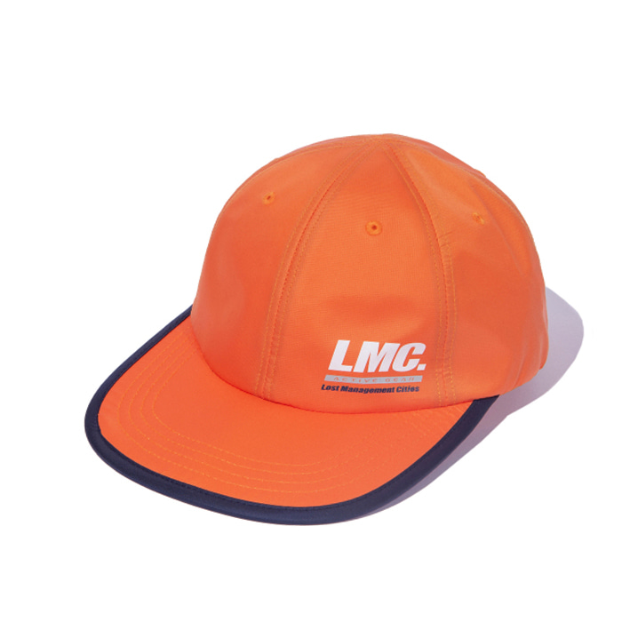 엘엠씨 모자 LMC ACTIVE GEAR SOFT BILL CAP orange