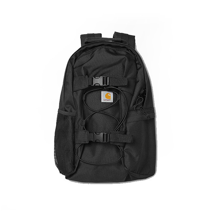 칼하트WIP 백팩  KICKFLIP BACKPACK // BLACK