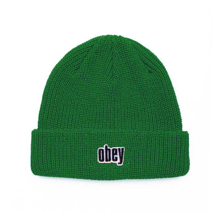 오베이 비니 JUNGLE BEANIE/GROWTH GREEN