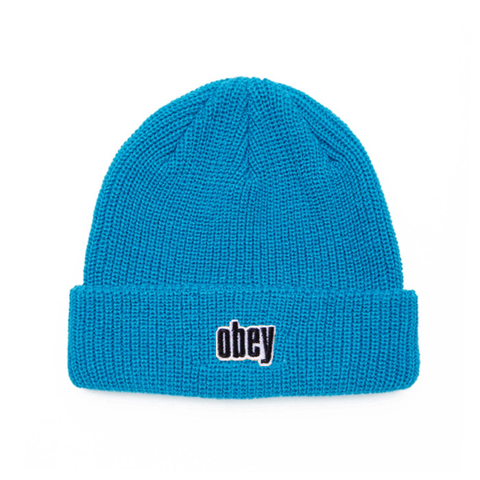 오베이 비니 JUNGLE BEANIE/PURE TEAL
