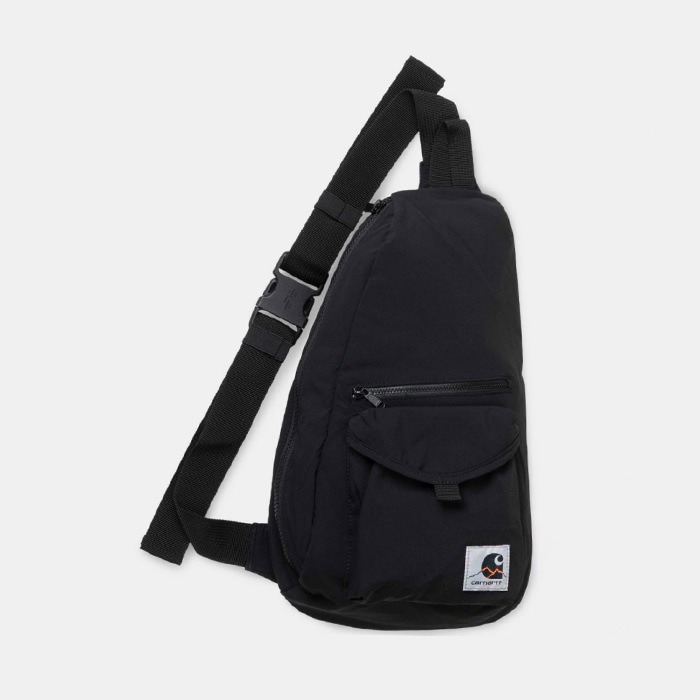 칼하트wip HAYES SLING BAG/ Black