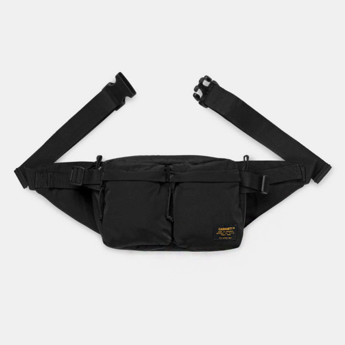 칼하트wip MILITARY HIP BAG/ Black