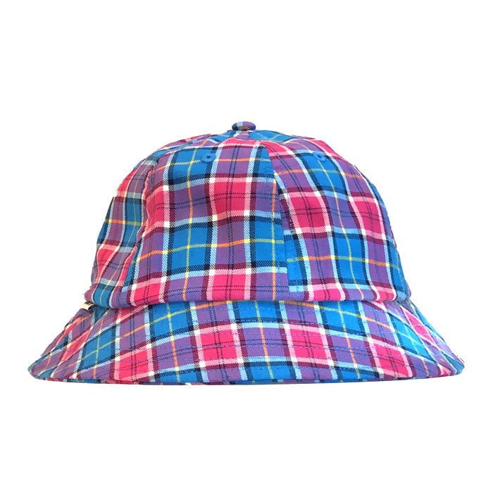오베이 버킷햇 MADRAS 6 PANEL BUCKET HAT/AQUA MULTI