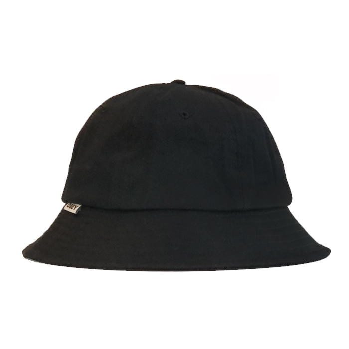 오베이 버킷햇 BOLD ORGANIC BUCKET HAT/BLACK