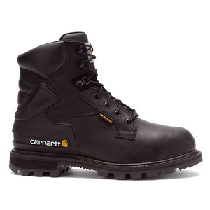 칼하트 워커 6-inch internal met guard boot - safety toe // black