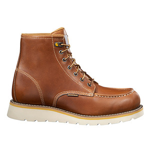 칼하트 워커 6-inch wedge waterproof boot - safety toe // brown