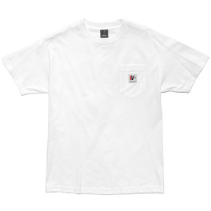 빈티지가이 VINSTAR POCKET TEE WHITE
